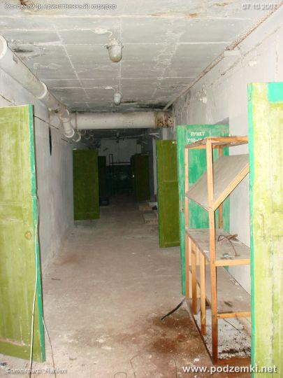 Бомбоубежище  АНОФ 1(30.09.2007)