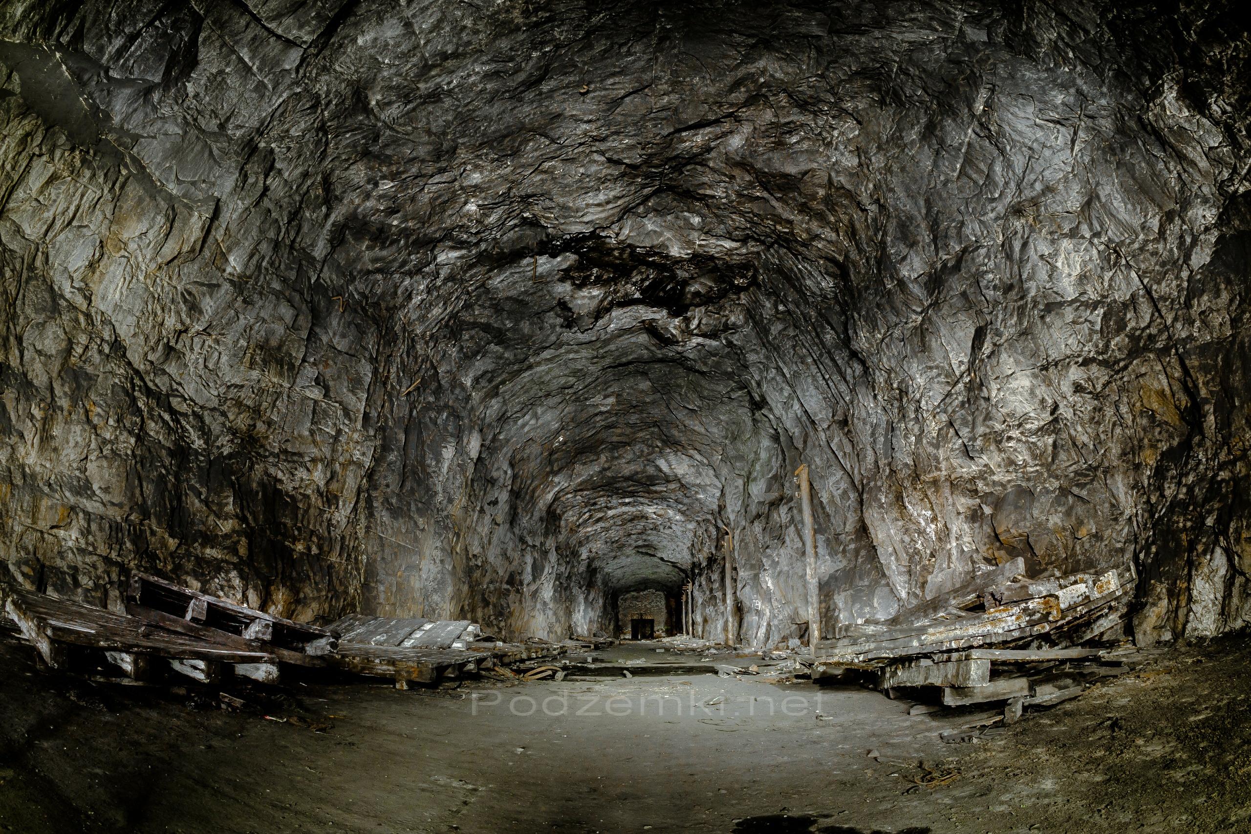 Скальное укрытие «НРШ»