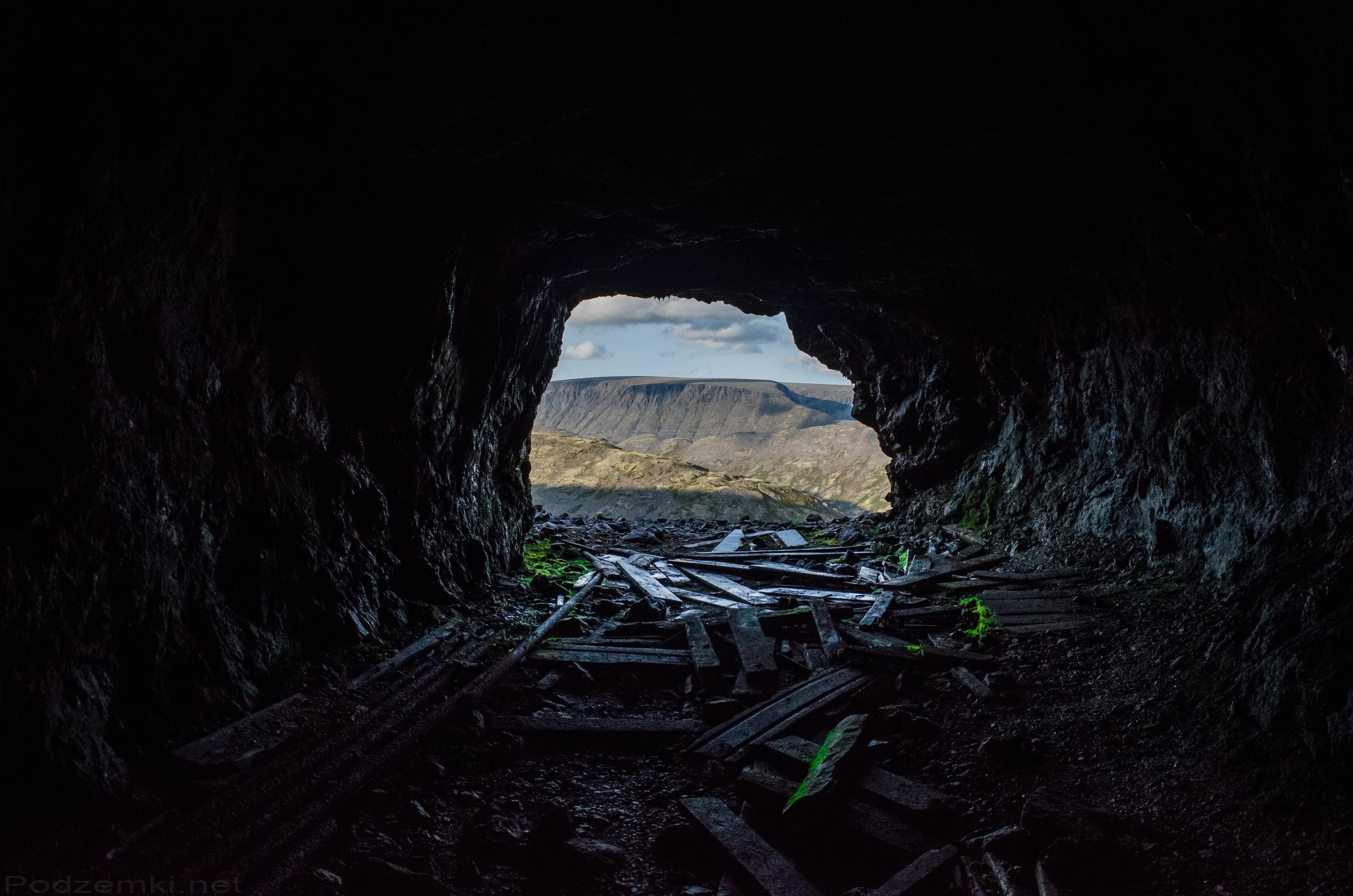 Молибденитовый рудник