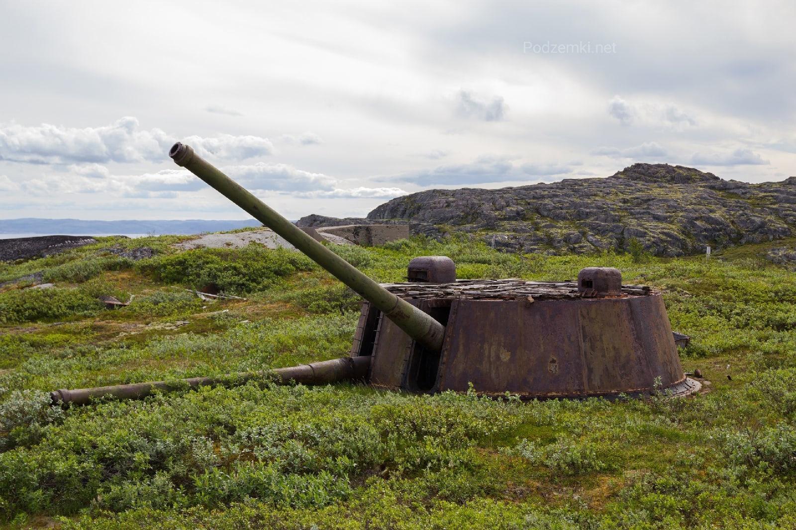 Стражи побережья: Береговая батарея №11 на мысе Сеть-Наволок