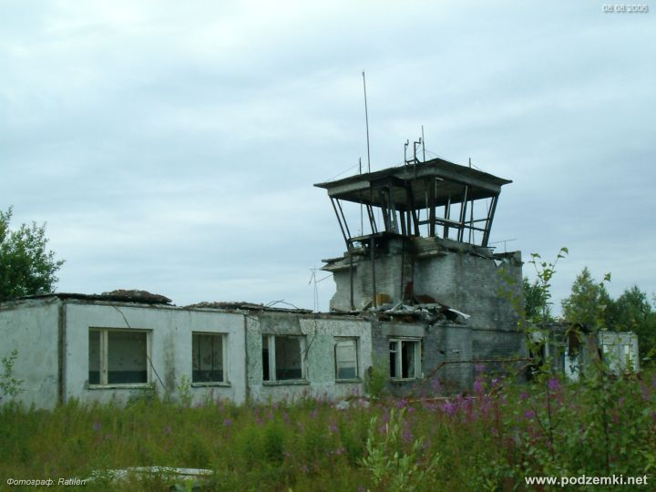 В/Ч у аэропорта «Хибины»(08.08.2006)