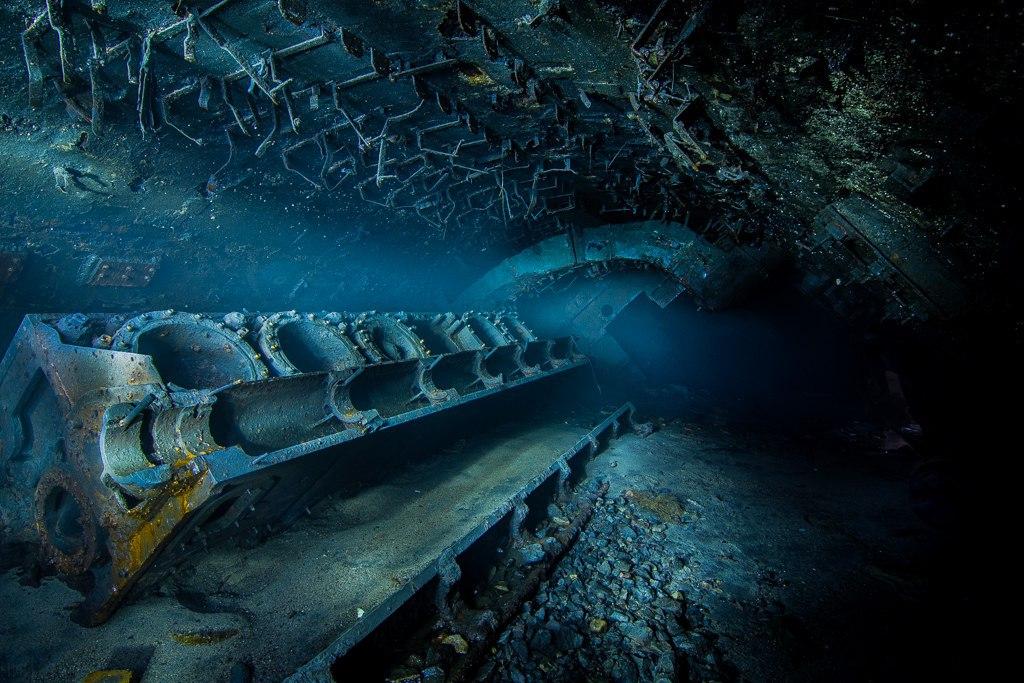 Подводная лодка Б-73